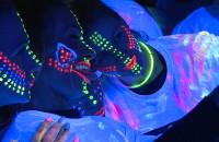 Nocny bieg UV ColoRUN w Kolibkach