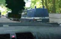 Pełno policji