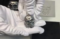 Wielka Czaszka - unikatowa srebrna moneta w kształcie czaszki !