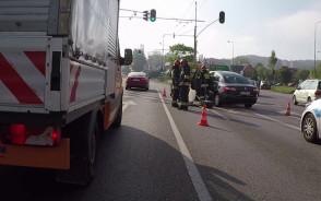 Skutki wypadku w Gdyni