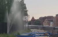 30. godzina zanieczyszczania Motławy
