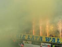 Race na meczu Arka - Śląsk