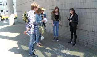 Studenci szukali zaginionej auli na UG