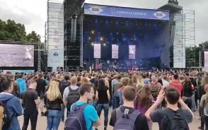 Kult zagrał na gdańskich Juwenaliach