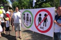 Marsz dla Życia i Rodziny na ulicach Gdańska