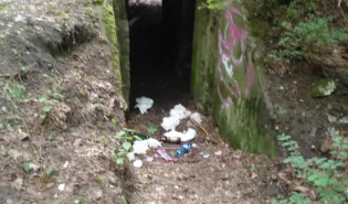 Śmieci w Jelitkowie