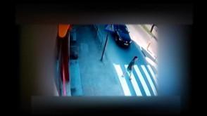 Nagranie z poszukiwanym mężczyzną