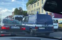 Ok. 10 policyjnych aut w trzech turach
