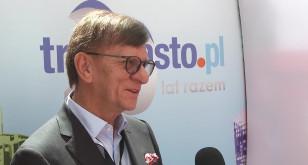 Jerzy Gajewski, prezes Grupy NDI podczas EKF 2018
