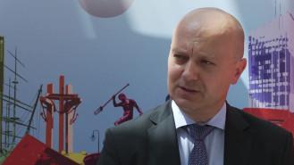 Marcin Żuchowski, członek zarządu Provident Polska podczas EKF 2018