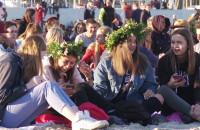 Powitanie lata w Gdyni - Cudawianki 2018