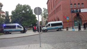 Po strzałach na ul. Łąkowej w Gdańsku