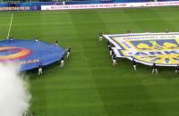 Prezentacja drużyn przed Superpucharem Polski