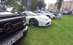 Cars & Coffee w gdyńskim Quadrille