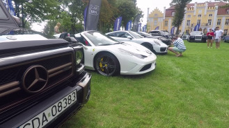 Cars & Coffee w gdyńskim Quadrille