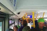 Wesoły autobus 112 do centrum Gdańska