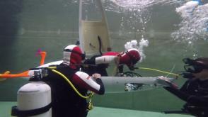 Studenci PG ścigali się łodziami podwodnymi