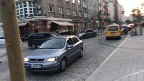 Aerobaltic: większość kierowców zaskoczona zamkniętymi ulicami