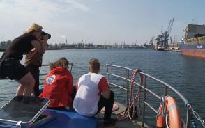 Zwiedź z nami Port Gdańsk
