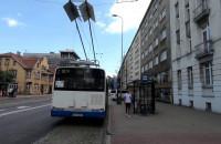 Wspólna promocja trolejbusów w Gdyni z Tychami