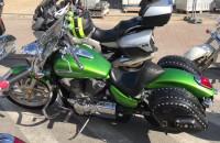 Zlot motocykli w Gdyni