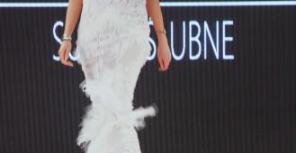 Pokaz sukni ślubnych Laura Romano