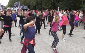 Jesienny Maraton Zumby 2018 w Gdyni