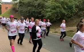 Bieg charytatywny Race for the Cure