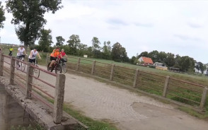 Wycieczka Rowerowa - OGRÓD BOTANICZNY w STALEWIE na Zuławach Elbląskich Variustur