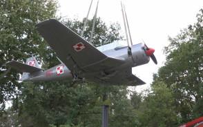 TS-8 Bies wrócił na Babie Doły