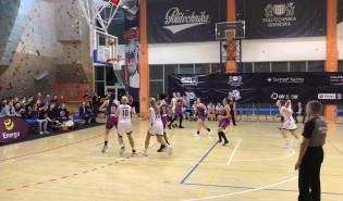 Akcja koszykarek Politechniki Gdańsk