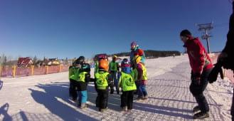 Narciarskie Rodzinki w Tatrach - zima 2017