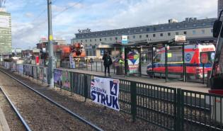 Po wypadku w centrum Gdańska
