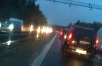 Korek w stronę Gdyni. Zaczyna się ...