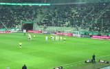 Karny dla Arki i gol na 1:1