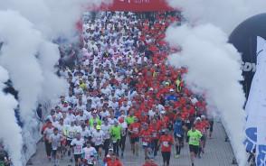 Bieg Niepodległości 2018 w Gdyni