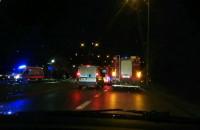 Wypadek na ulicy Czarny Dwór