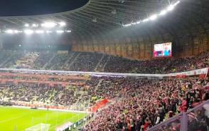 Polska biało-czerwoni a tu prawie 2:0 dla Czechów