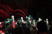 """""""Brunetki, blondynki"""" w wykonaniu 10 tenorów"""