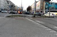 Problemy na skrzyżowaniu z Miszewskiego