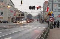 Wstrzymanie ruchu tramwajów w kierunku Siedlec i Moreny