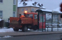 Walka z zimą na Osowej