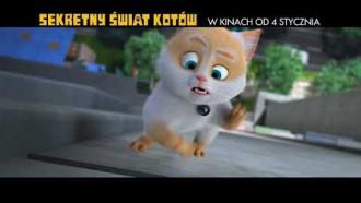 Sekretny świat kotów - zwiastun