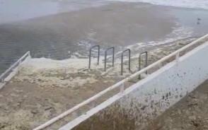 Piana na plaży