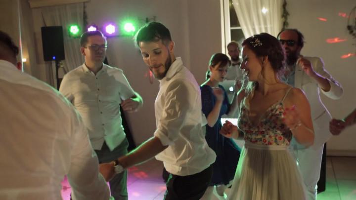 Asia I Maciek ślub I Wesele W Folwarku Dajak