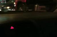 Ciężarówka wjechała w osobówkę na Śląskiej