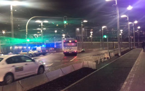 Zderzenie aut przy dworcu w Gdyni