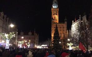 Tłumy mieszkańców Trójmiasta na Długim Targu