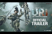 Uri: The Surgical Strike - zwiastun