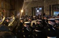 Kondukt żałobny - orkiestra